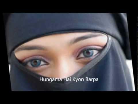 Hungama Hai Kyon Barpa - Ghulam Ali