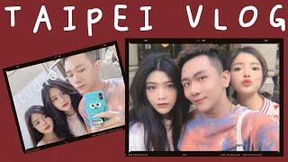 CƯỜI MUỐN XỈU Ở ĐÀI LOAN 😂😂😂 | (taipei vlog with an dâu, pun milk) | THANH THẮNG ♡