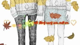 [Karaoke Guitar] NƠI NÀY CÓ ANH guitar Mitxi Tòng