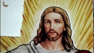 Vetrate artistiche croce gesu risorto vincenzo greco