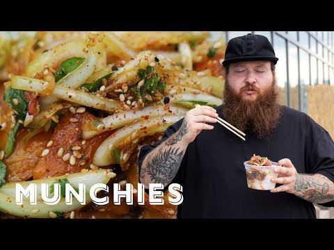 Action Bronson Makes Hawaiian Poke