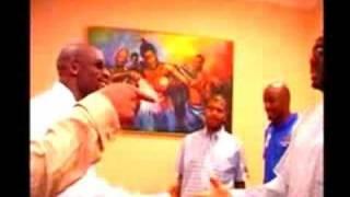 Mohammed IBB Babangida by Madonna Momoh