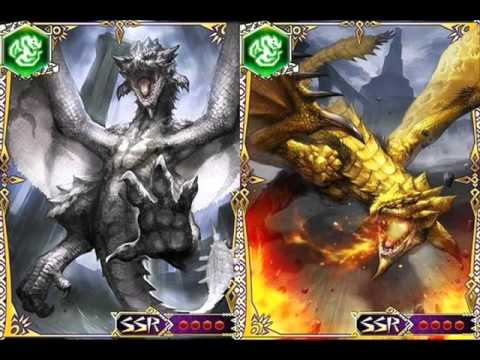 Monster Hunter Cross: Theme of Gold Rathian/Silver ... Gold Rathian And Silver Rathalos
