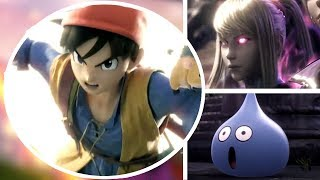 Super Smash Bros. Ultimate All New Characters: Dragon Quest Heroes (DLC)
