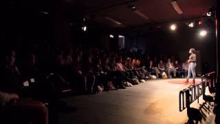 My boyfriend isn't allowed to cry unfortunately. | Sophia Thakur | TEDxClapham