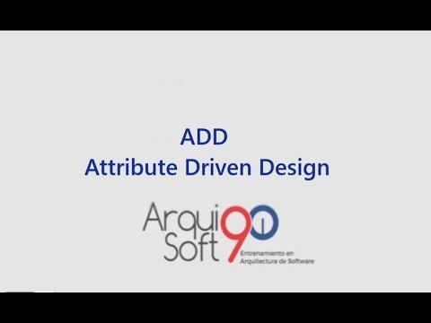 Arquisoft90    Parte 21 ADD - Attribute Driven Design