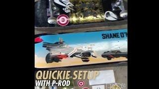 Paul Rodriguez l Quickie Set Up