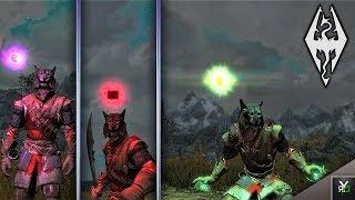 KAGRENAC'S WISPS!!- Xbox Modded Skyrim Mod Showcase