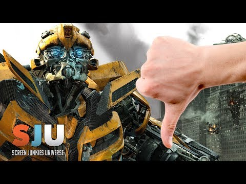 This is How They'll Ruin the Transformers Bumblebee Spinoff  SJU!
