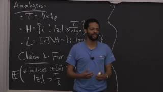 Algorithms for Big Data (COMPSCI 229r), Lecture 5