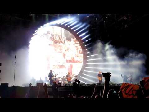 David Gilmour run like hell