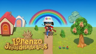 Смотреть клип Lorenzo - Je Vous Déteste Tous