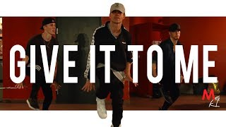 Timbaland - give it to me | choreography with anze skrube