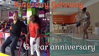 6 YEARS  ANNIVERSARY | KINGSDAY GETAWAY | Vlog #16