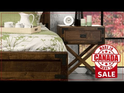 Save 20% On Canadian-Made Handstone Furniture!