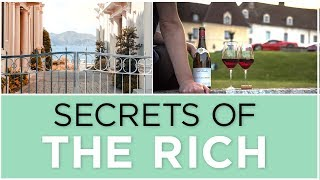 Crazy Ways Wealthy People Stay Rich