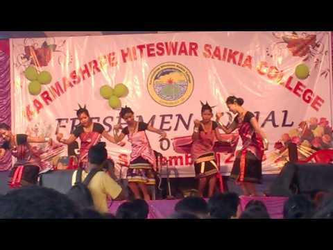 Meghor jolonga dance