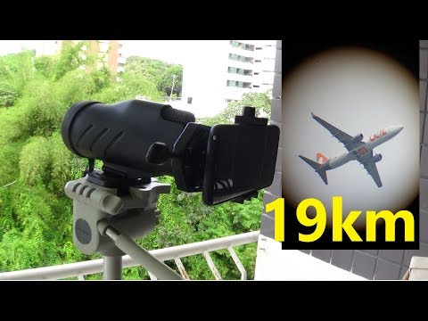 8x 10x 25x 75x Mega Zoom - Binoculars Vs Spotting Scope Vs Monoculars