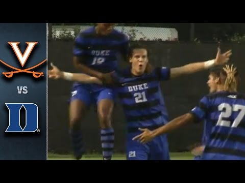 Virginia vs Duke | 2015 ACC Men