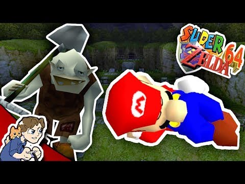 Kakariko's Graveyard OF POWER │ Super Zelda 64 #11│  ProJared Plays