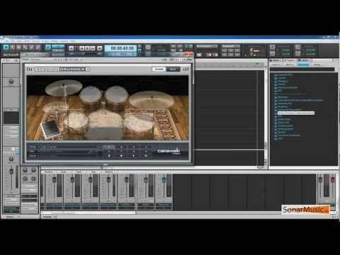 Создание музыки на компьютере с нуля. SONAR X1