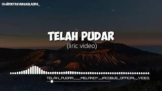 Download Mp3 Telah Pudar  Melandy Jacobus  Liric Video