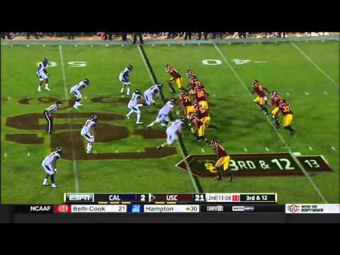 "Javorius ""Buck"" Allen - USC Football - HB - 2014 California Game"