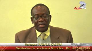 DECLARATION OFFICIELLE DE LA DESTITUTION DE ETIENNE TSHISEKEDI DE L
