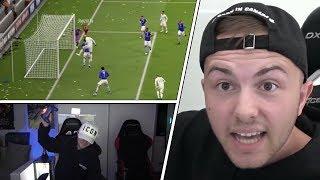 RAGE in der  WEEKEND LEAGUE 😡 FIFA 19 GamerBrother STREAM HIGHLIGHTS