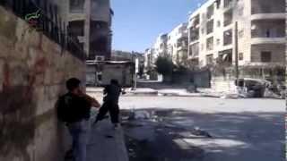 Сирия. 11 сентября 2013. Бои в окресностях Алеппо...