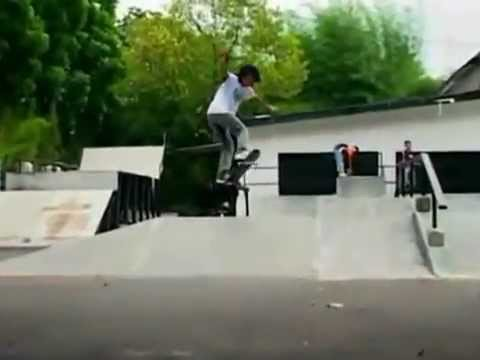 Pevi Permana - Part of Life ( Bandung Skateboarding )