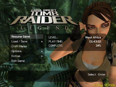 Ghana Part 2 | Tomb Raider: Legend | Part 4