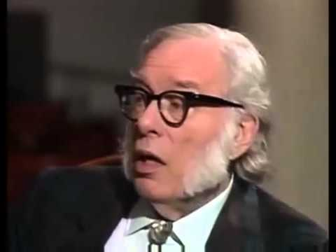 Asimov predicted the Internet of today 20 years ago
