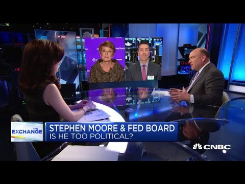 Markets Would Like A Stephen Moore On The Fed Board: Steve Grasso