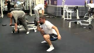 Cross Training exercise to improve Strength, Muscular Endurance, great for sport!
