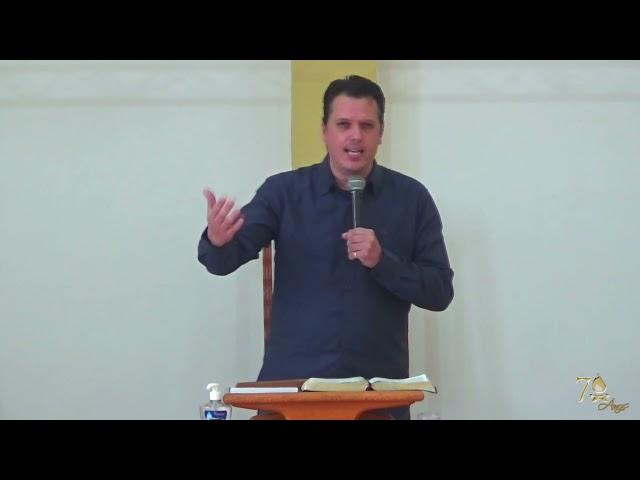 Descansem os Seus Súditos (Isaías 6.1-13) | Ev. Rodrigo Gonçalez [1IPJF]