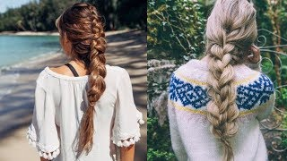 Amazing Hairstyles Tutorials Compilation 2018 ❀ Cute Girls Hairstyles #7