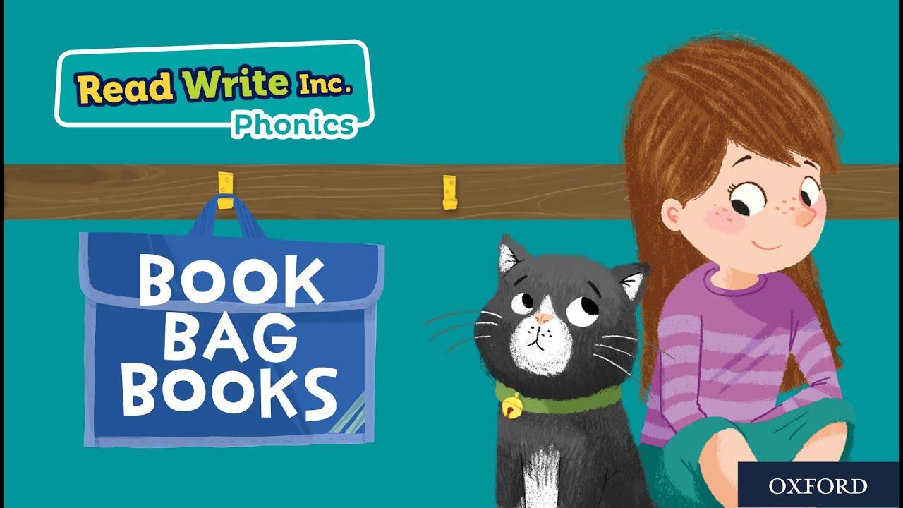Read Write Inc. Phonics: introducing the Book Bag Books - YouTube