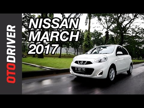 Nissan March 2017 Review Indonesia | OtoDriver