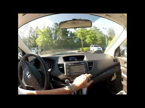 2012 Honda CR-V Navigation System Tutorial