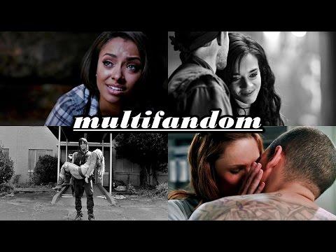 multifandom || paralyzed (600 subs)
