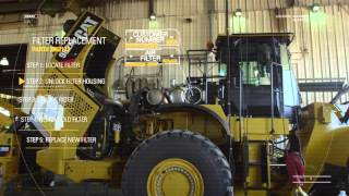 Augmented Reality Brings Data to Life at Caterpillar