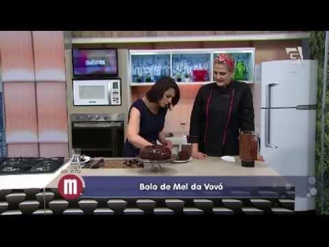 Mulheres - Bolo de Pão de Mel (18/06/2015)