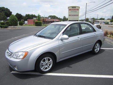 SOLD 2004 Kia Spectra EX 55K Miles Meticulous Motors Inc Florida For Sale