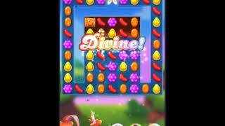 Candy Crush Friends Saga Level 413 - NO BOOSTERS 👩👧👦 | SKILLGAMING ✔️