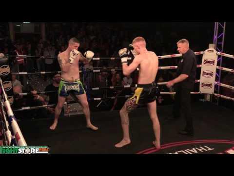 Eoin McCarthy v Micky O Grady - Siam Warriors Superfights: Ireland v Japan
