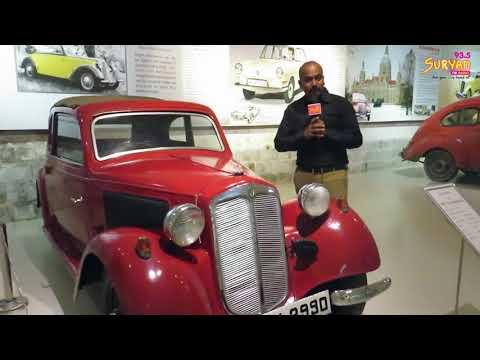 Geedee Car Museum In Coimbatore