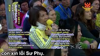 ( P.2 / 2 ) Đón Mừng Một Kỷ Nguyên Thuần Chay Mới Đầy Hy Vọng -  Thanh Hải Vô Thượng Sư