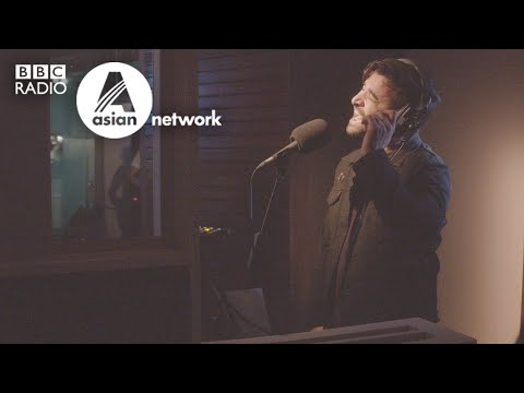 KASHMIR - Redbone (Childish Gambino cover) for the BBC Asian Network