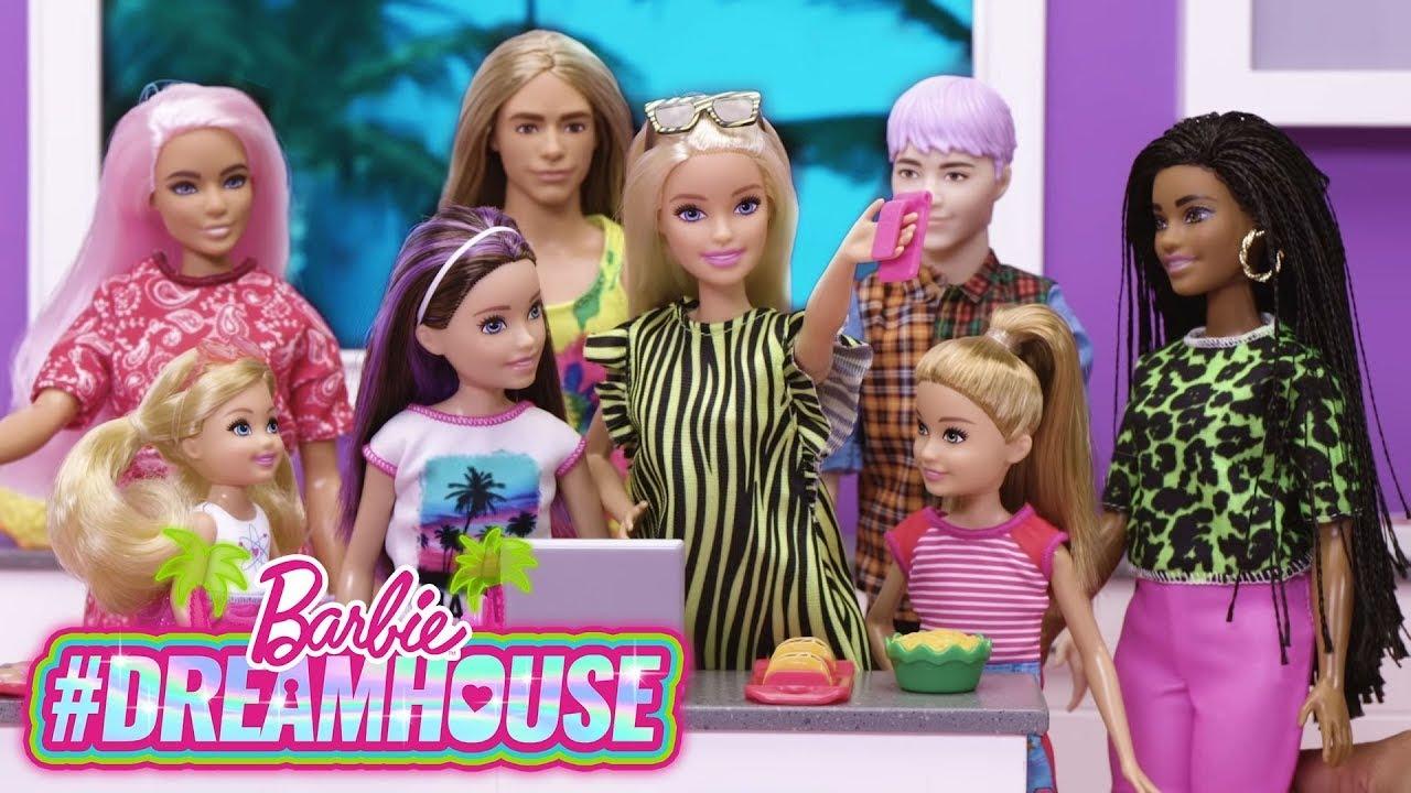VIDEOBLOG DE HERMANAS 👯♀️🎀💖| #DreamHouse Episodio 5 | @Barbie en Español